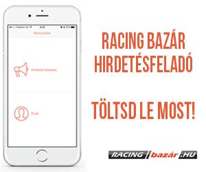 Racing Bazár hirdetésfeladó alkalmazás